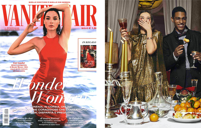 Vanity Fair Dicembre Rassegna Stampa