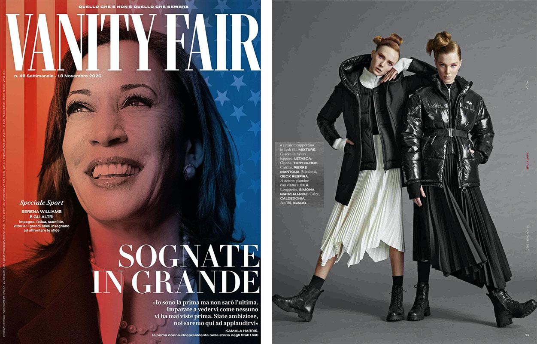 Vanity Fair Rassegna Stampa Novembre