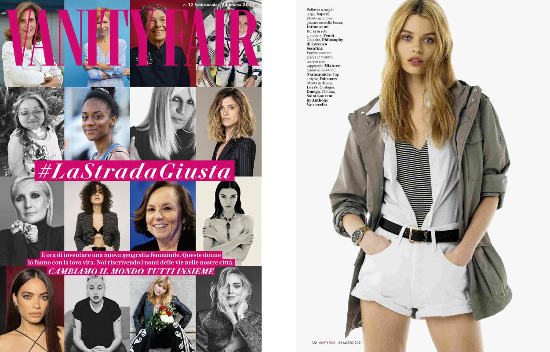 Vanity Fair 24 marzo